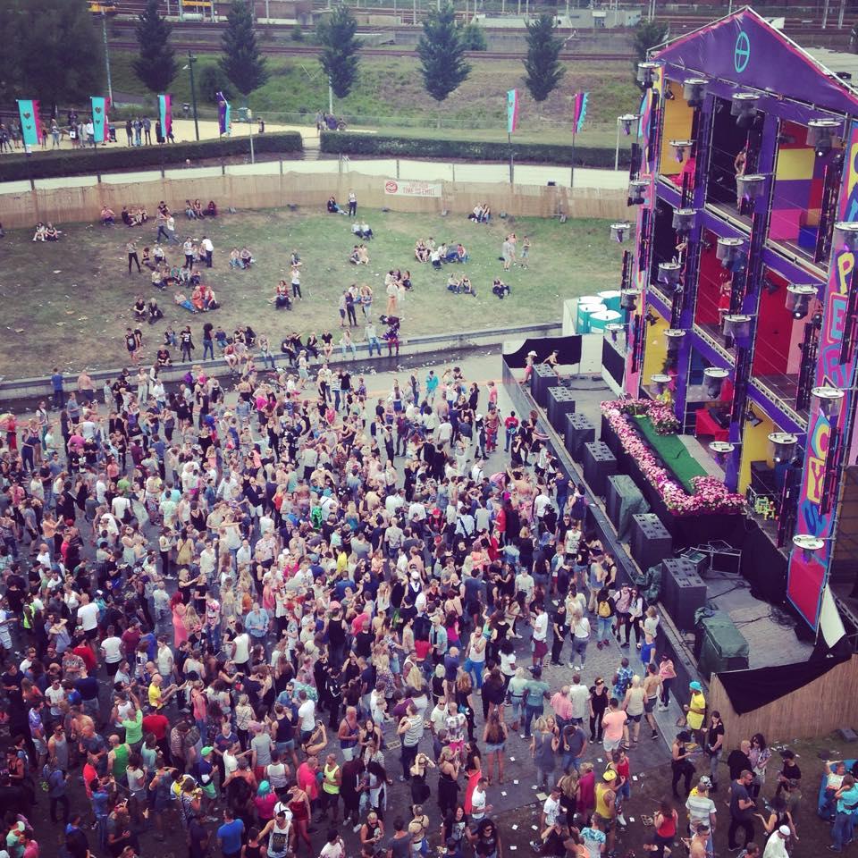 Milkshake Festival in Amsterdam.