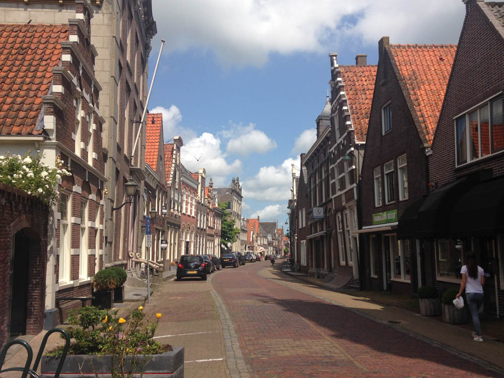 The charming small town of Monnickendam.