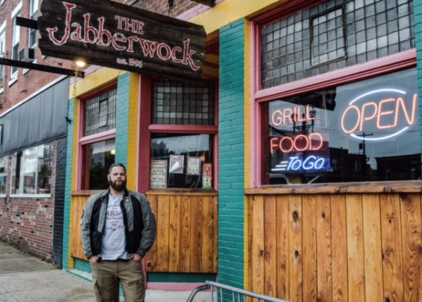 Matt Welsch, owner of the Vagabond Kitchen in Wheeling, made a stop in Elkins during his recent tour of West Virginia.