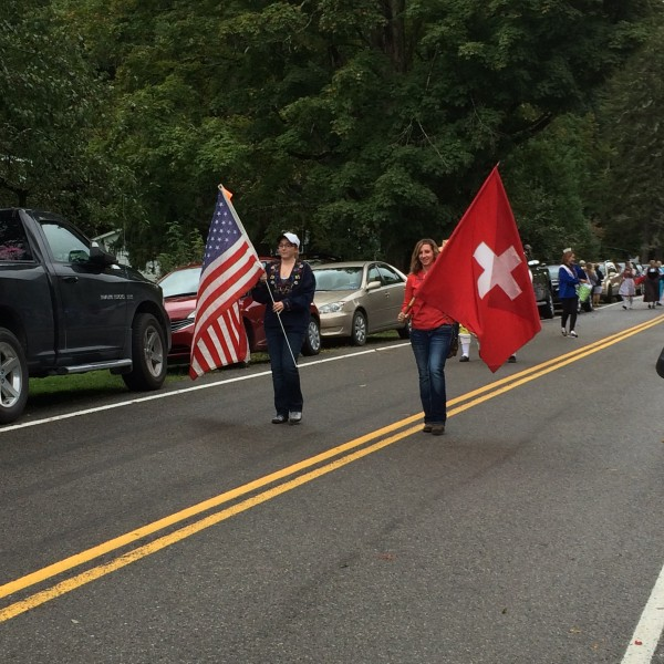 Helvetia Fair Parade. Photo by Emily Coffman.